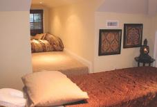Park West home, interior photo