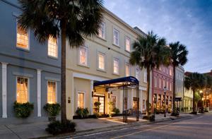 Vendue Inn - Charleston, SC