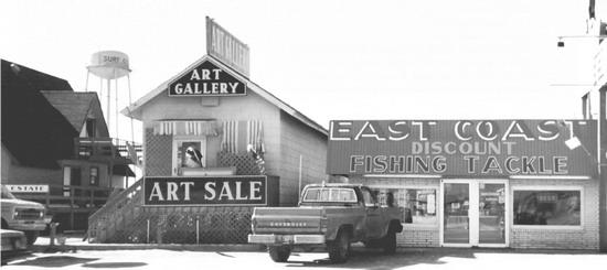 Art Gallery, Topsail. NC