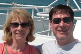 Bill and Marianne Burkes